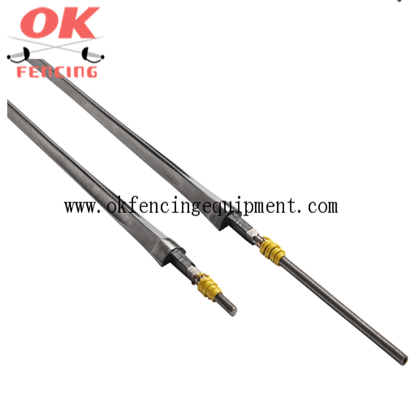 Epee wired blade